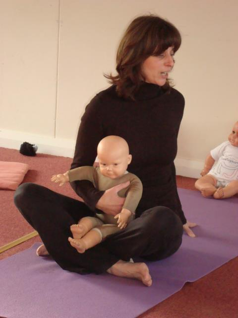 Yoga for pregnancy in Hook